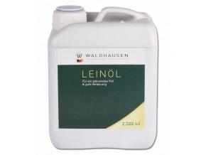 Lněný olej 2,5 l