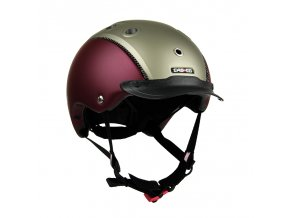 Casco Choice Turnier Dark red Olive Matt persp rgb web 06 1576