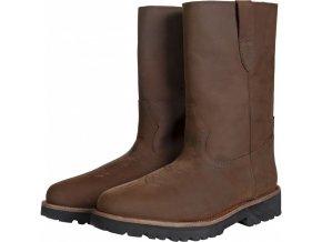 Westernové boty zimní HKM Houston
