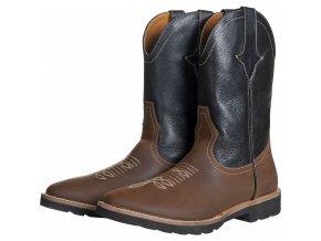 Westernové boty HKM Soapestone