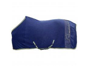 Fleecová odpocovací deka HKM Equestrian