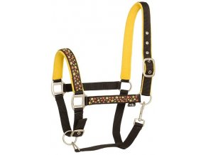 Ohlávka Primavera (Barva žlutá, Velikost pony)