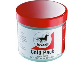 Masážní gel s arnikou Leovet Cold Pack Plus 300 ml