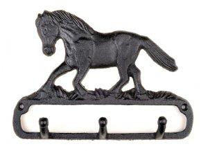 Věšák s motivem koně