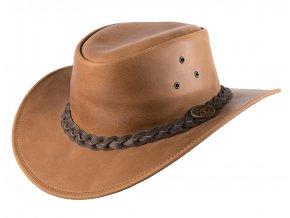 Klobouk kožený Texas (Velikost XL)