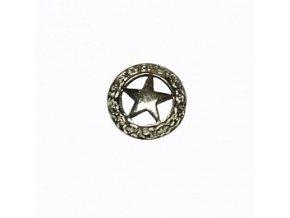 Concho hvězda 3 cm