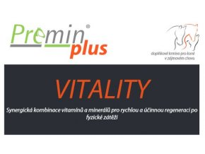 Premin Plus Vitality 5 kg