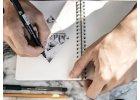 Papír na kreslení a skicování