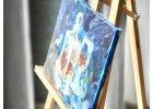 Malířská plátna a stojany