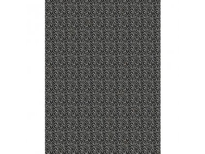 55266 decopatch papir 30 x 40 cm cerny s bilymi teckami