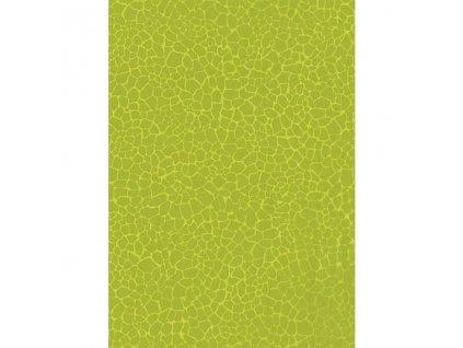 55290 decopatch papir 30 x 40 cm zelena mozaika
