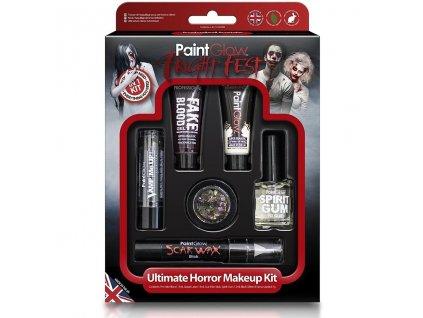 56424 paintglow sada na hororove liceni ultimate horor makeup kit