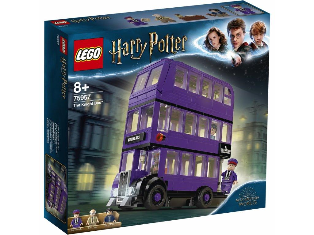 LEGO® Harry Potter 75957 Záchranný kouzelnický autobus