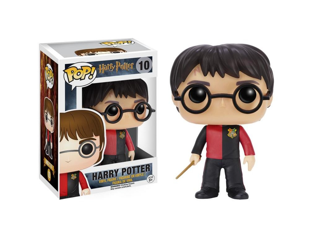 Funko POP! #10 Harry Potter:Triwizard