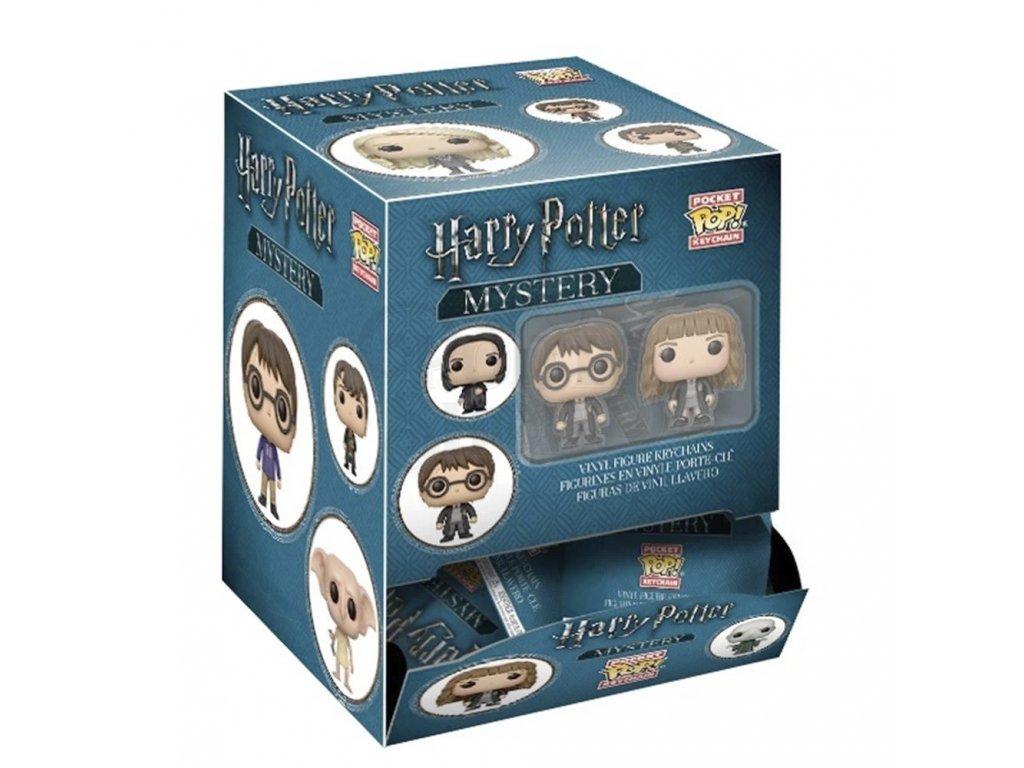 Funko POP! Harry Potter Mystery klíčenka