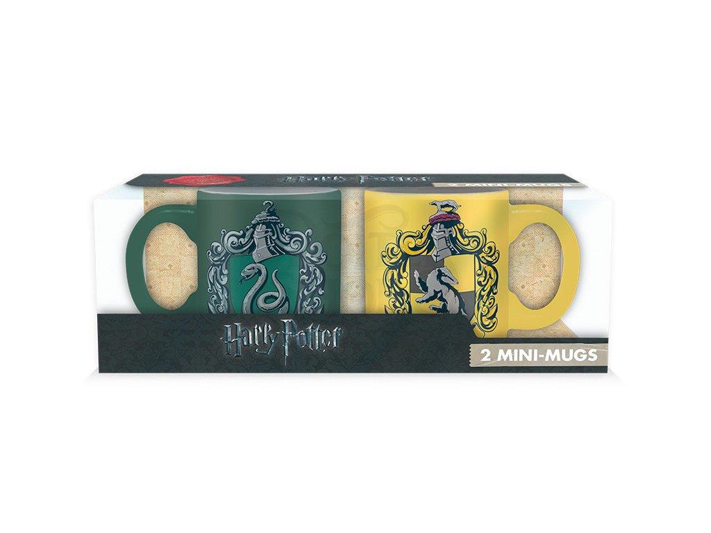 harry potter set 2 espresso mugs 110 ml slyth huffle x223 kopie