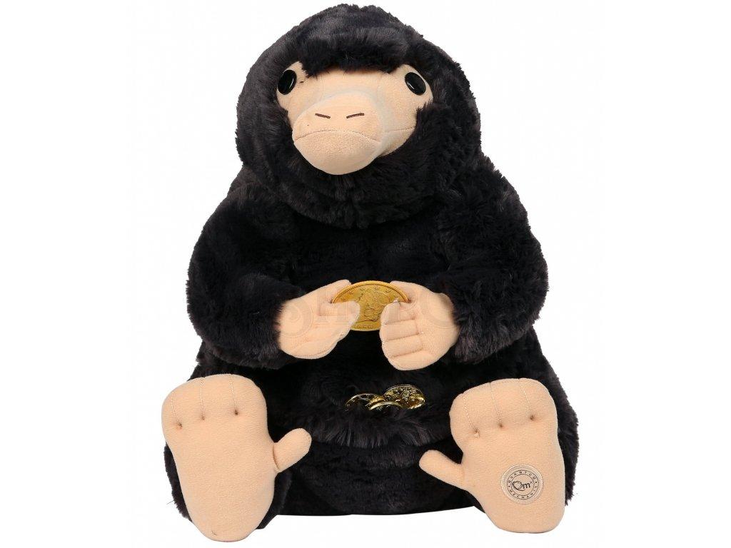 giant niffler stuffed figure alt 2