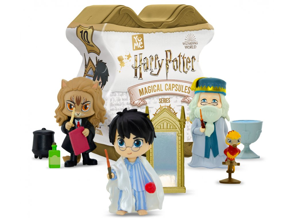 med harry potter capsules 3