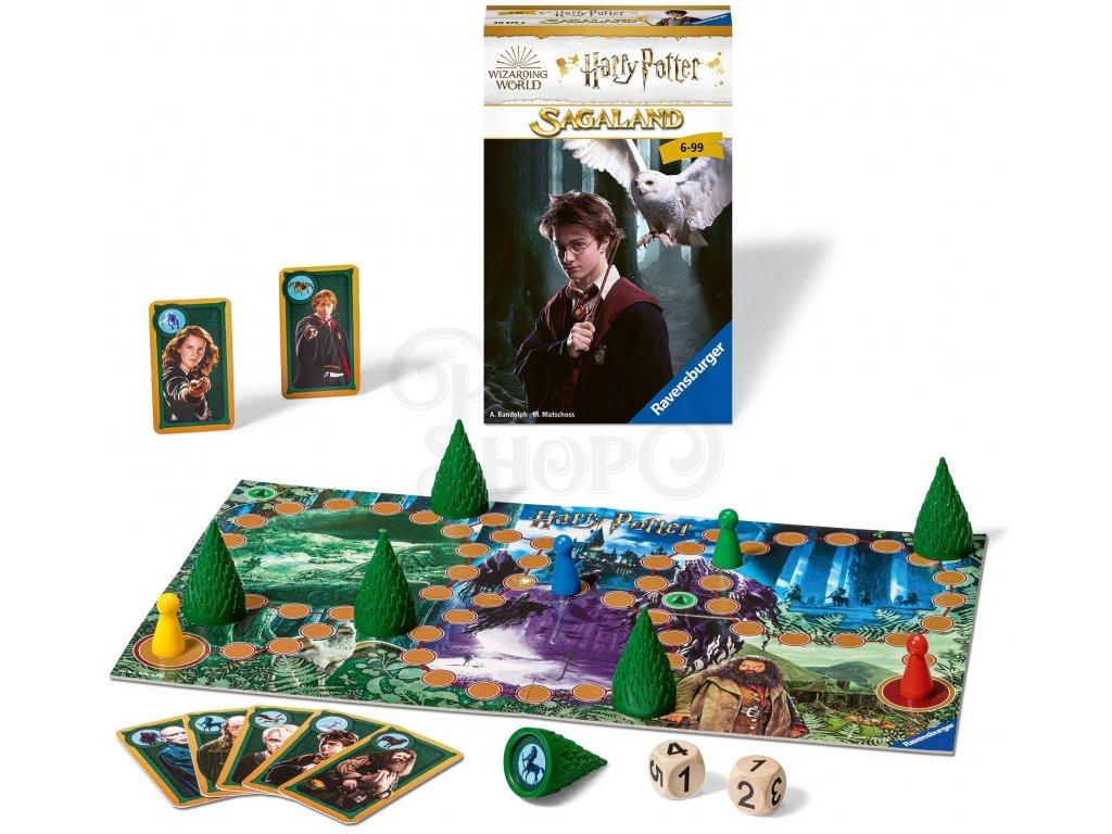 Harry Potter Sagaland CZ  + česká pravidla