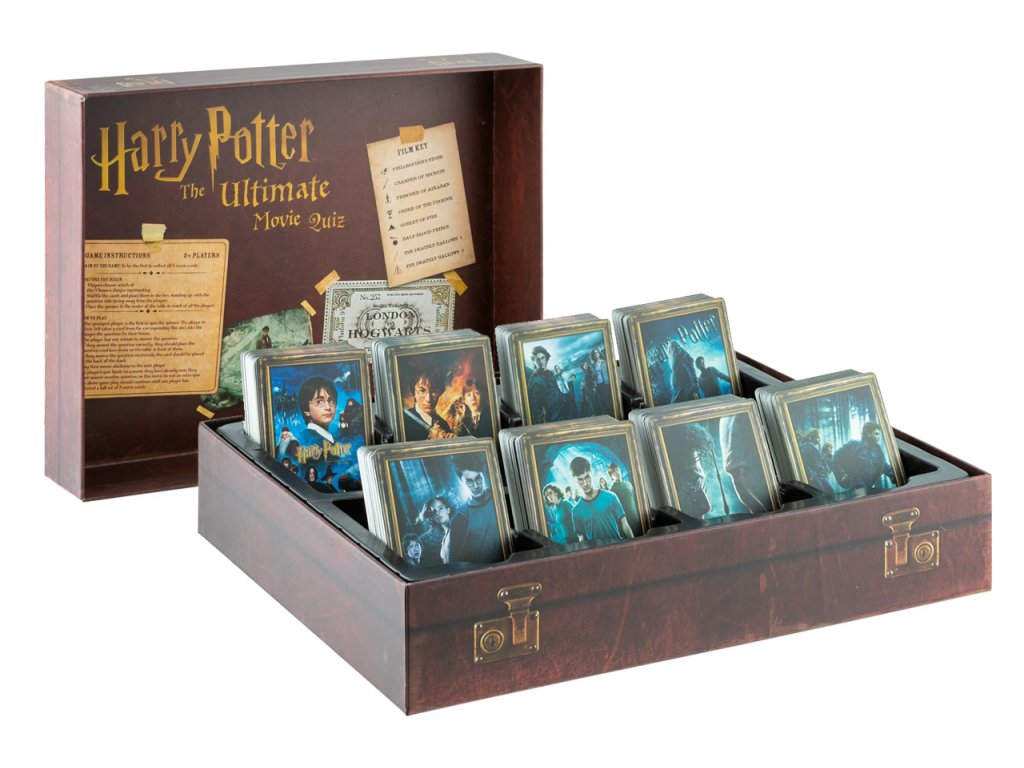harry potter ultimate movie quiz 5