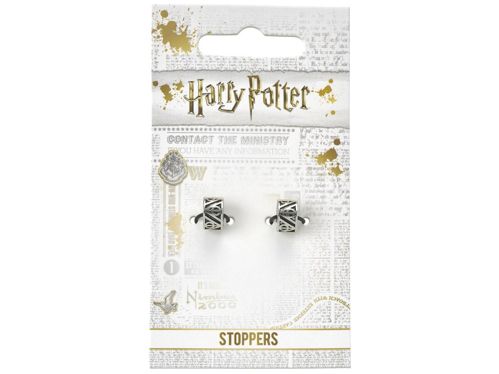 harry potter charm stopper set