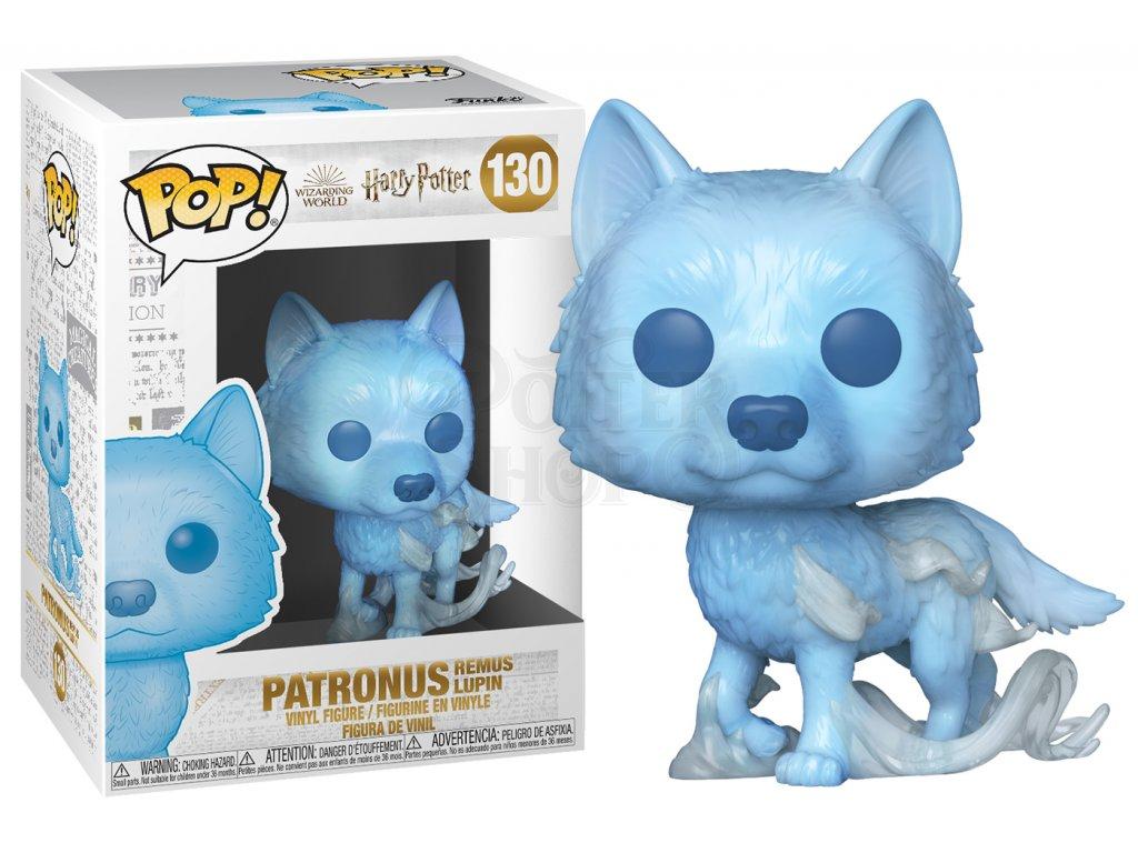 funko harry potter 130 patronus lupin remus