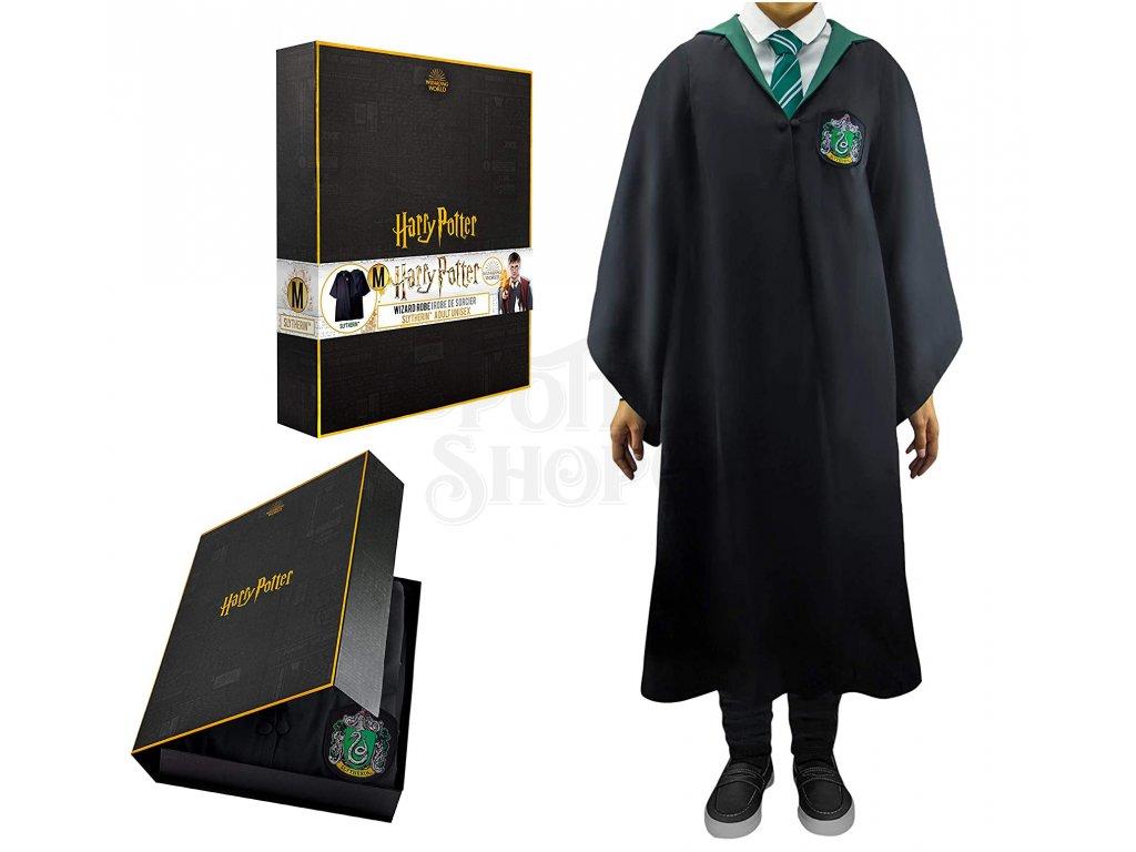 skolni habit uniforma harry potter zmijozel