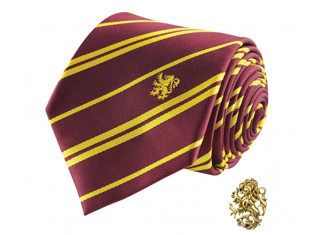 kolejni kravata harry potter nebelvir 1