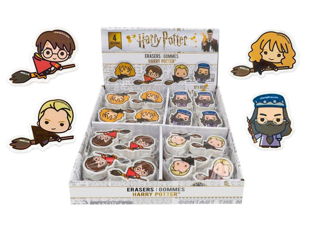 Guma Harry Potter Kawaii