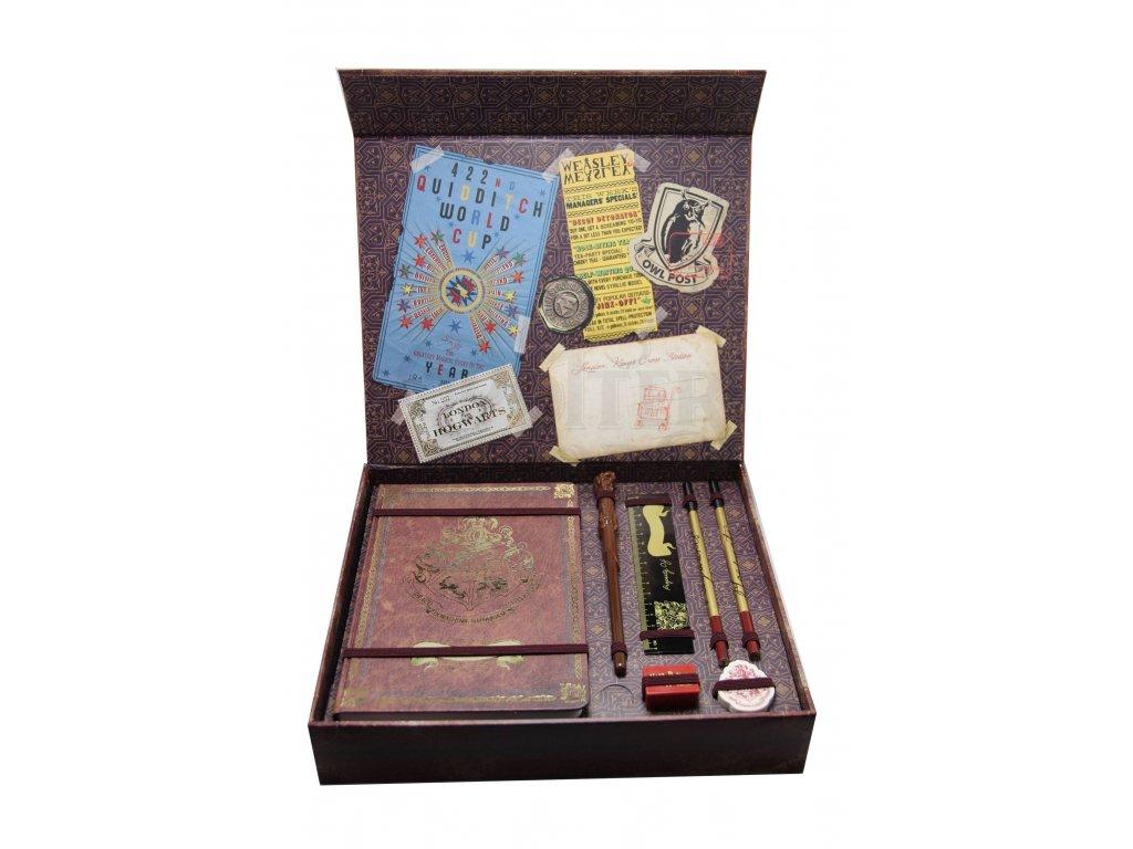 Harry Potter Hogwarts Keepsake Gift Set