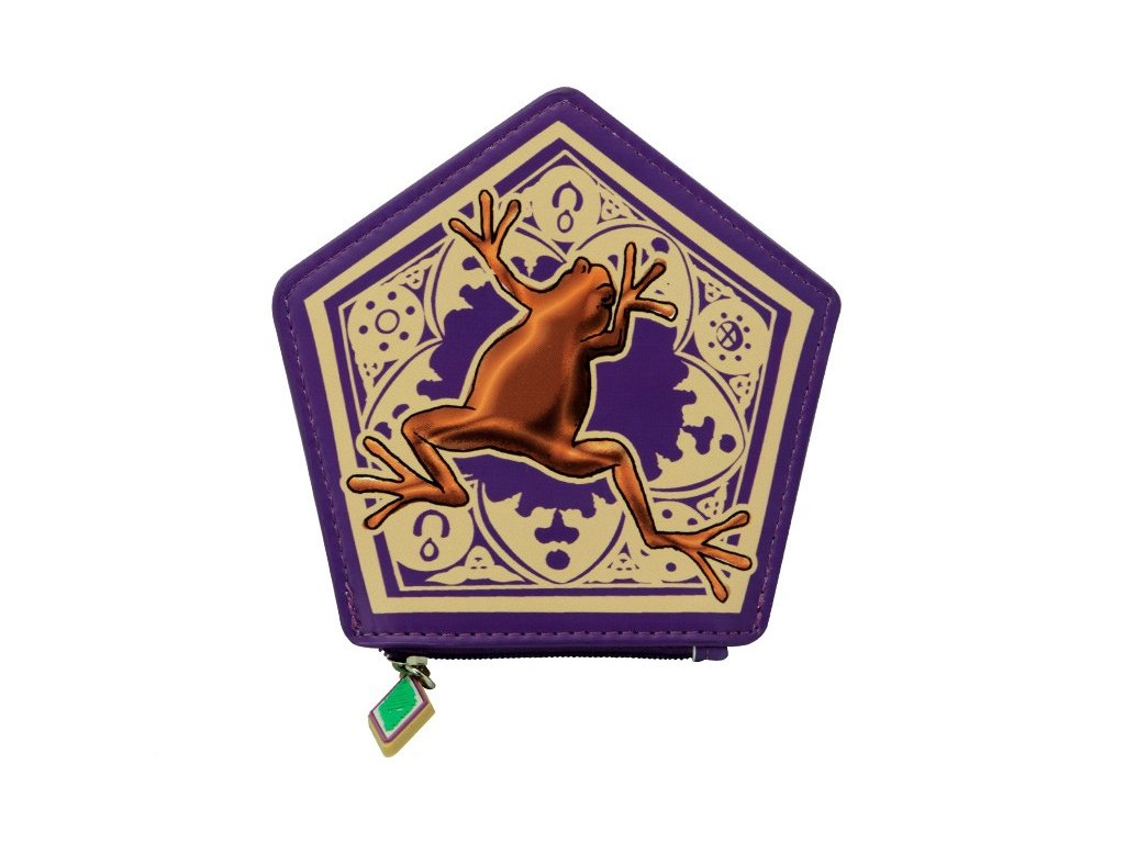 harry potter coin purse chocolate frog kopie