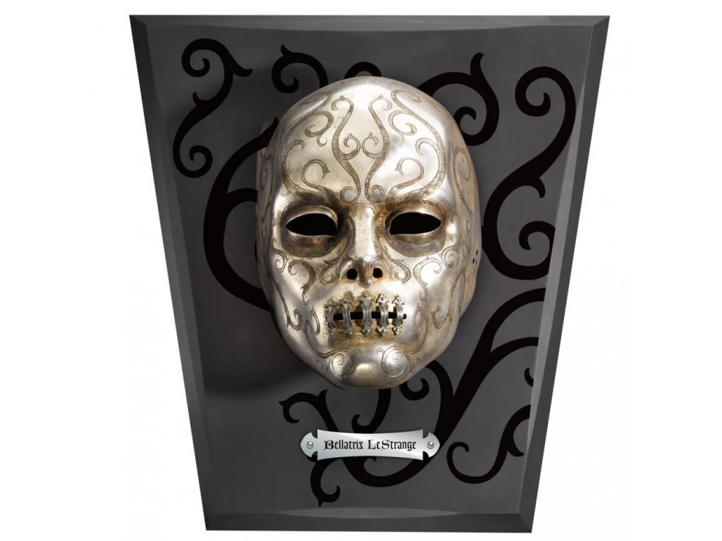 harry potter film replica bellatrix lestranges mask 6010 1600