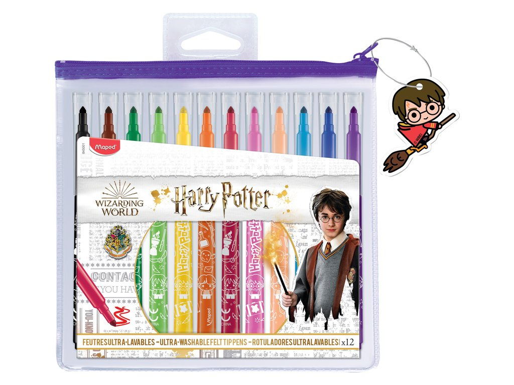 maped feutres harry potter