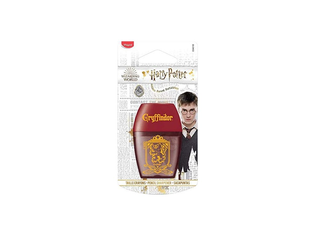 maped taille crayons harry potter