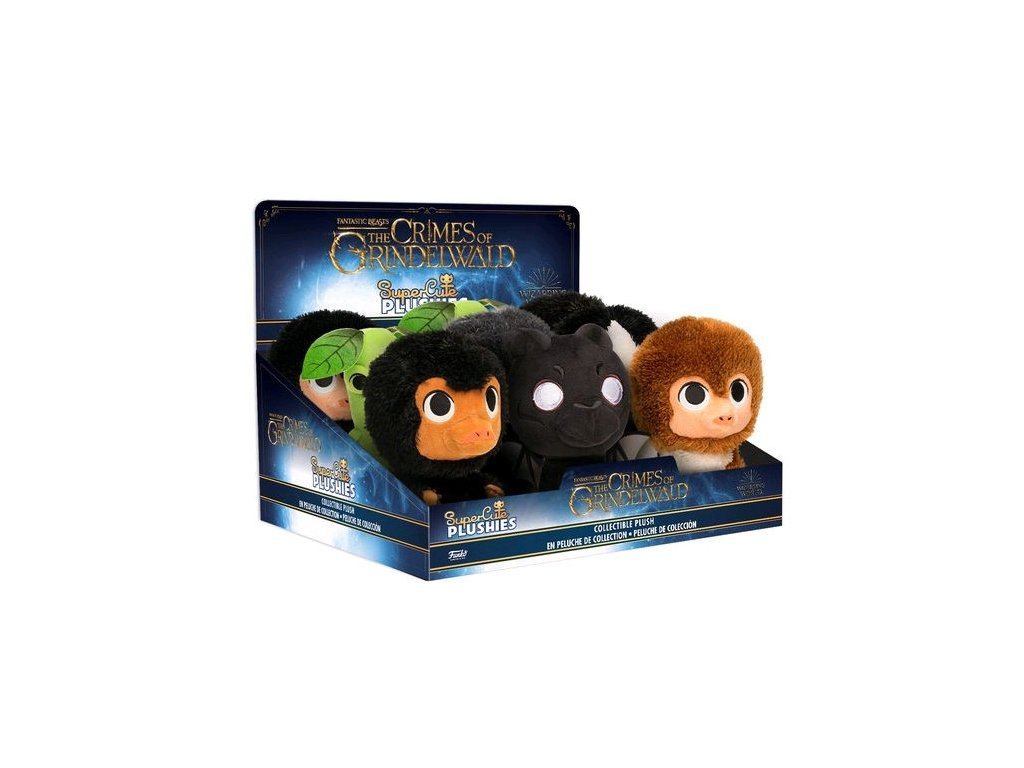 fun32199 fantastic beasts supercute plush 1.1537317978