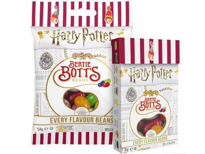 Bertíkovy fazolky tisíckrát jinak