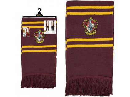 Scarf Deluxe Gryffindor HarryPotter Product 2