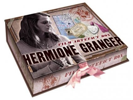 official hermione granger artefact box movie memrobilia gift box 6299969