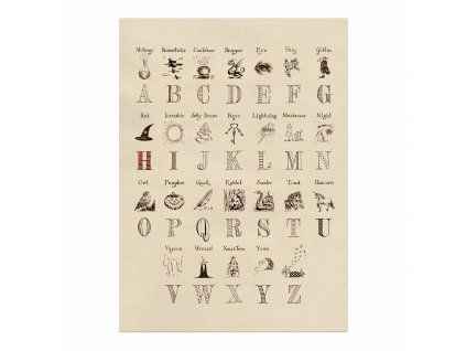 thumb harrys alphabet poster scaled