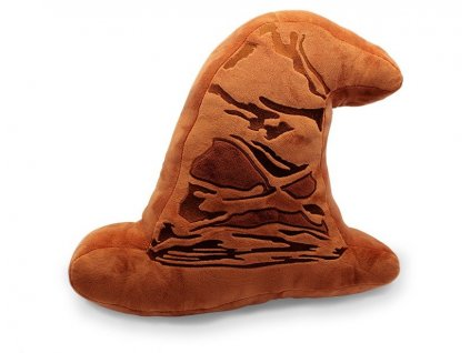 harry potter cushion talking sorting hat