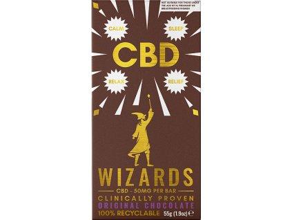 wizards chocolate cbd