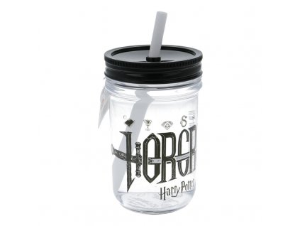 stor jarro con pajita grande 690 ml harry potter young adult