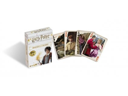 Hrací karty Harry Potter