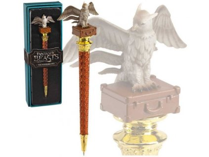 7547 1 fantastic beasts pen thunderbird noble collection