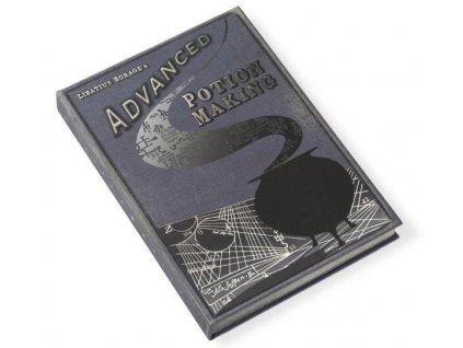 harry potter journal by minalima advanced potion making 12014960 600