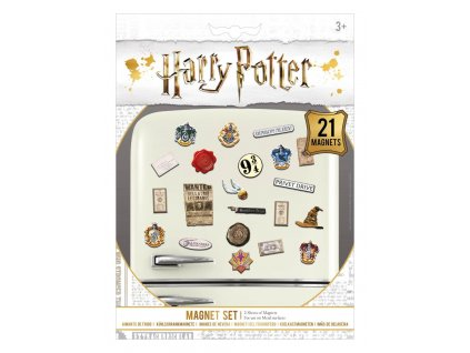 Sada magnetek Harry Potter