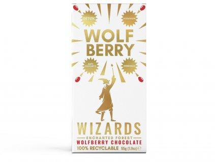 harry potter cokolada wizards magic wolf berry