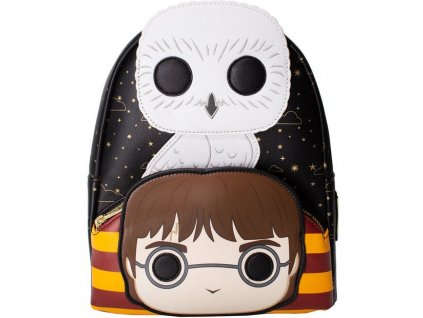 loungefly harry potter hedwig mini backpack 671803361805 1