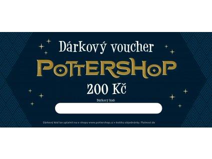 Pottershop voucher 200