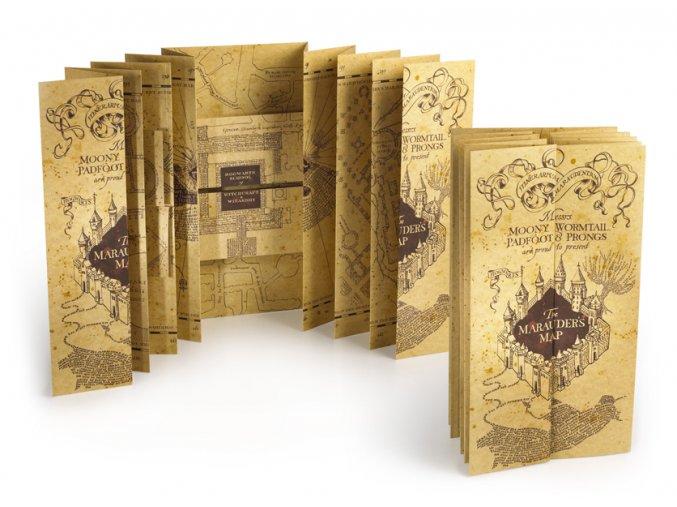 Harry Potter mapa dos salteadores kopie